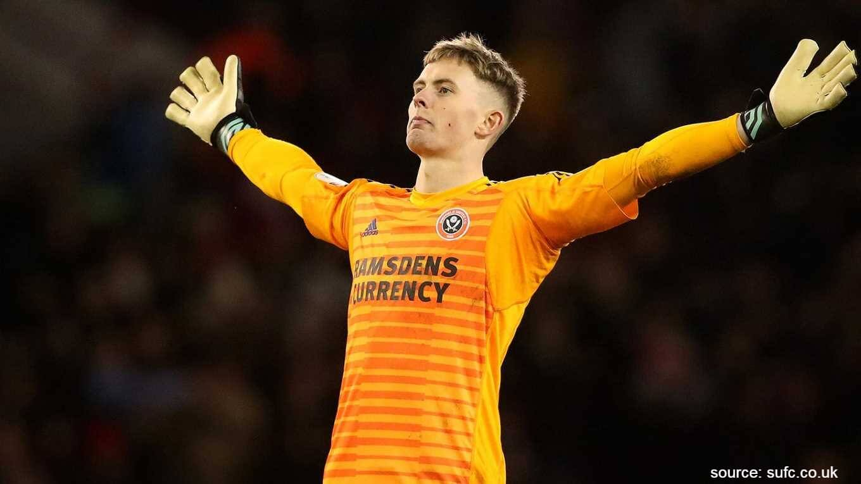 Dean Henderson - Ini Deretan Pemain Muda Liga Inggris Terbaik Calon Mega Bintang