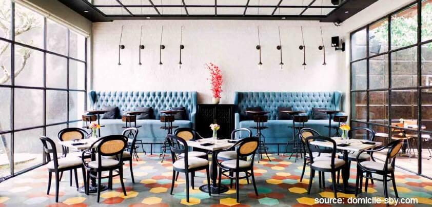 Domicile Kitchen & Lounge - Restoran Romantis Untuk Dinner Di Surabaya, Cocok Untuk Honeymoon!