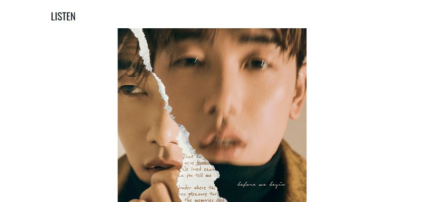 Eric Nam Asia Tour 2020 - Ini Dia Jadwal Konser Musik 2020 yang Paling Ditunggu