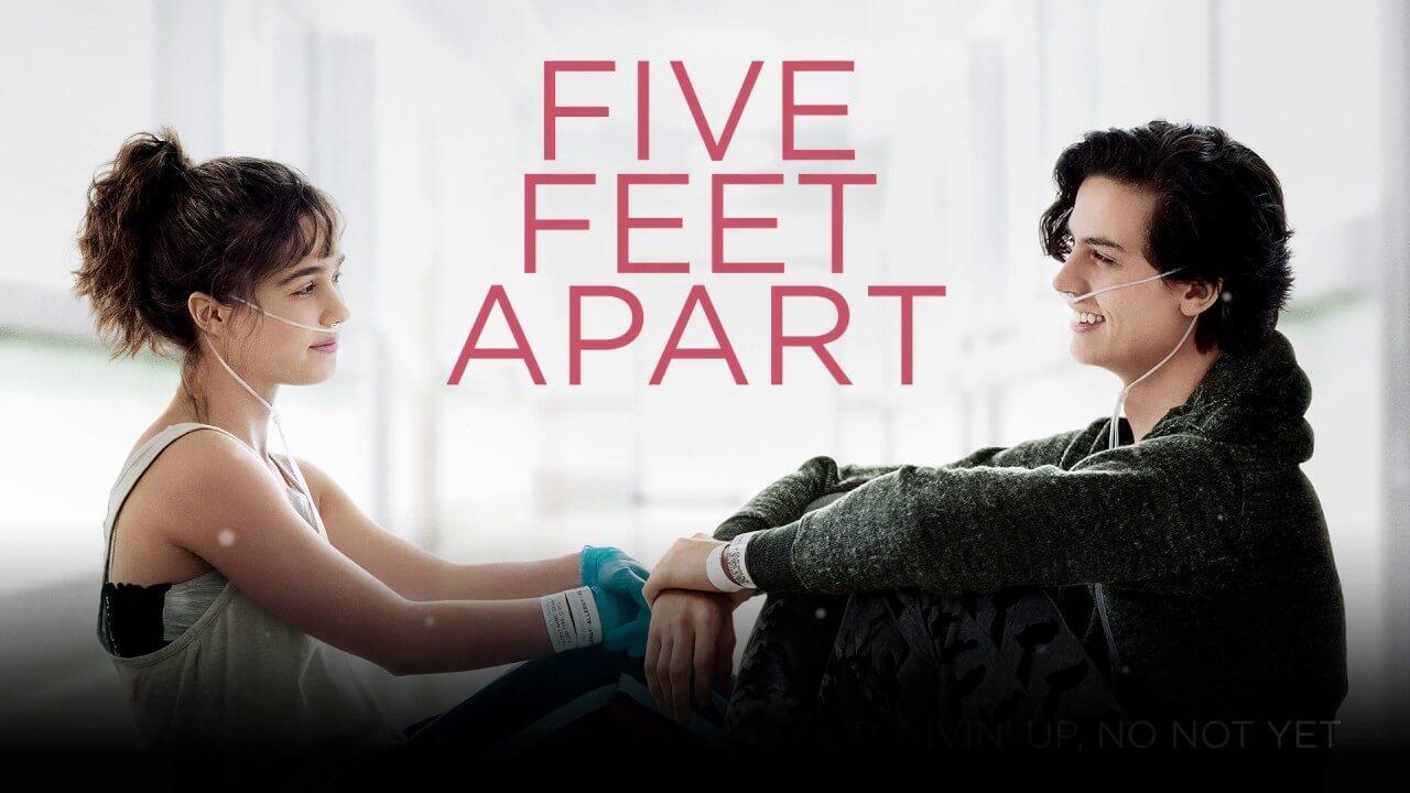 Five Feet Apart - Netflix Dirangkul Mas Nadiem Nonton Lagi Film Romantis Terbaik 2019 Yuk