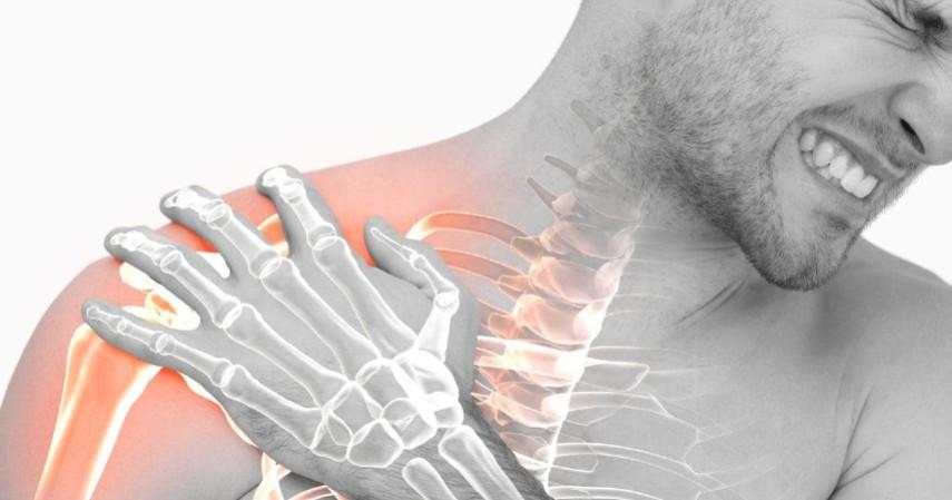 Frozen Shoulder - 6 Penyakit yang Disebabkan dari AC Apa Saja
