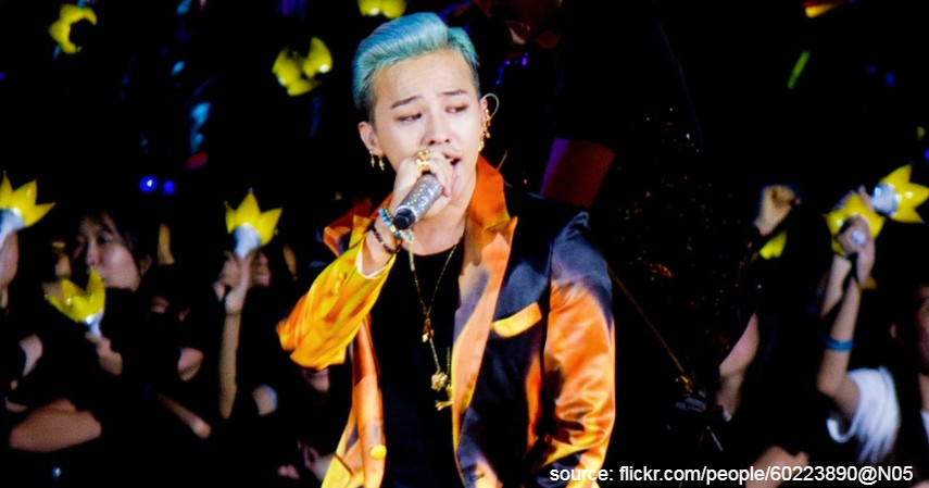 G-Dragon - Ini Dia Bocoran Harga Tiket Konser Artis Kpop Yang Pernah ke Indonesia