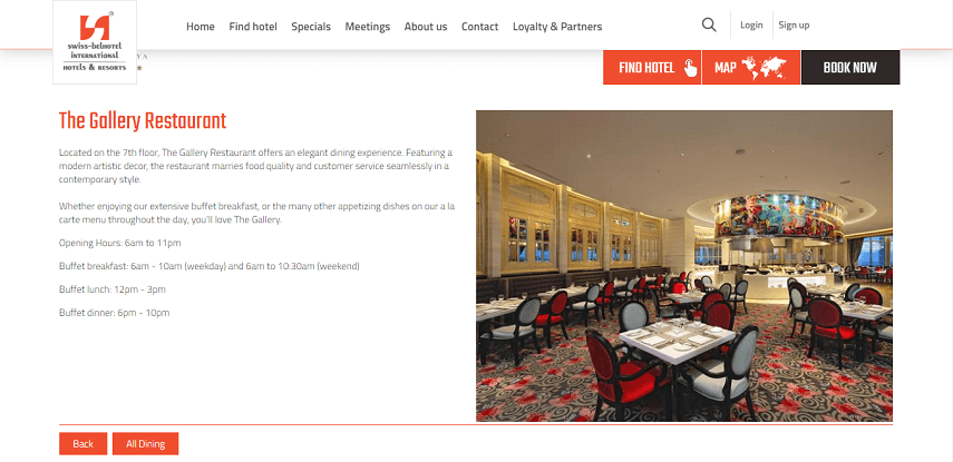 Gallery Restaurant - Restoran Romantis Untuk Dinner Di Surabaya, Cocok Untuk Honeymoon!