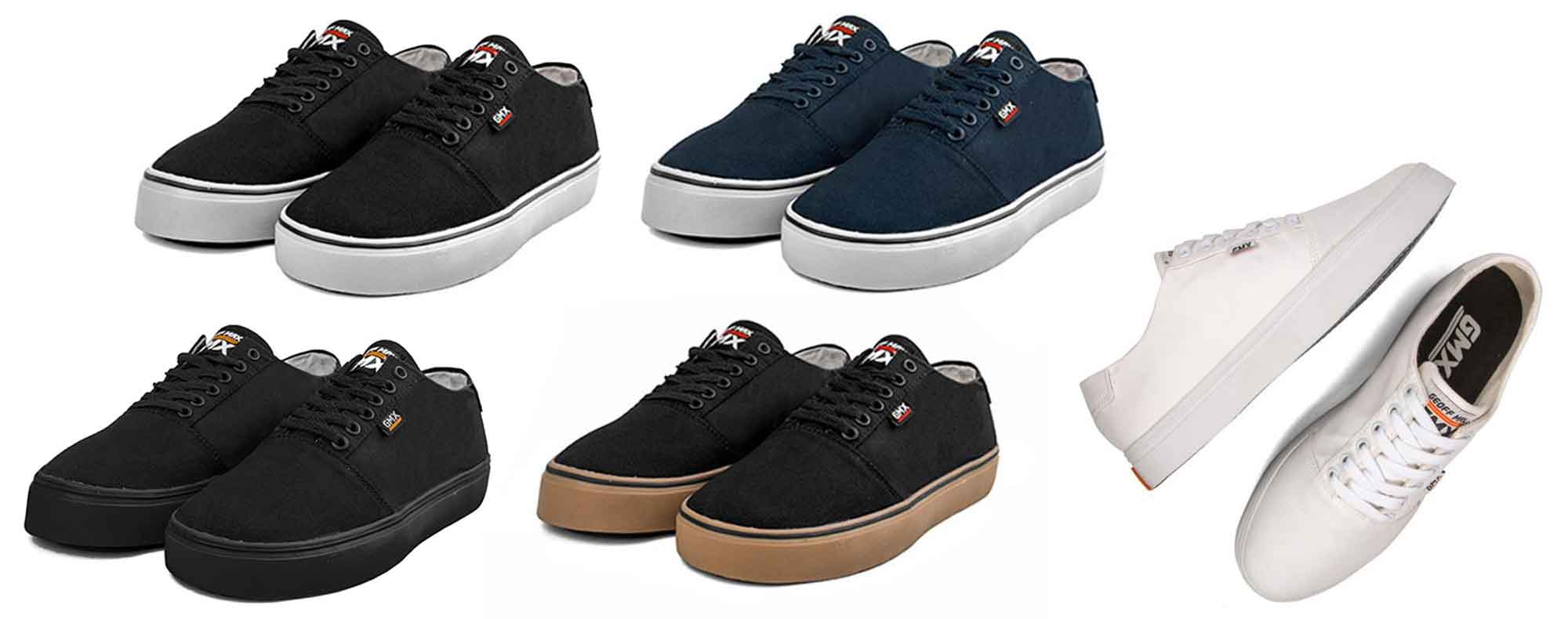 Geoff Max - Brand Sepatu Lokal 10 Nama yang Tak Kalah Mantul dari Merek Luar