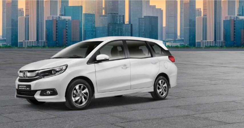 Honda Mobilio - Rp 193 jutaan - Yuk Intip Daftar Mobil di Bawah 200 Juta Paling Laris