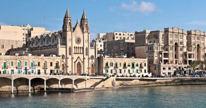 Il Gzira Malta - 10 Destinasi Wisata Dunia yang Bakal Jadi Tren di 2020