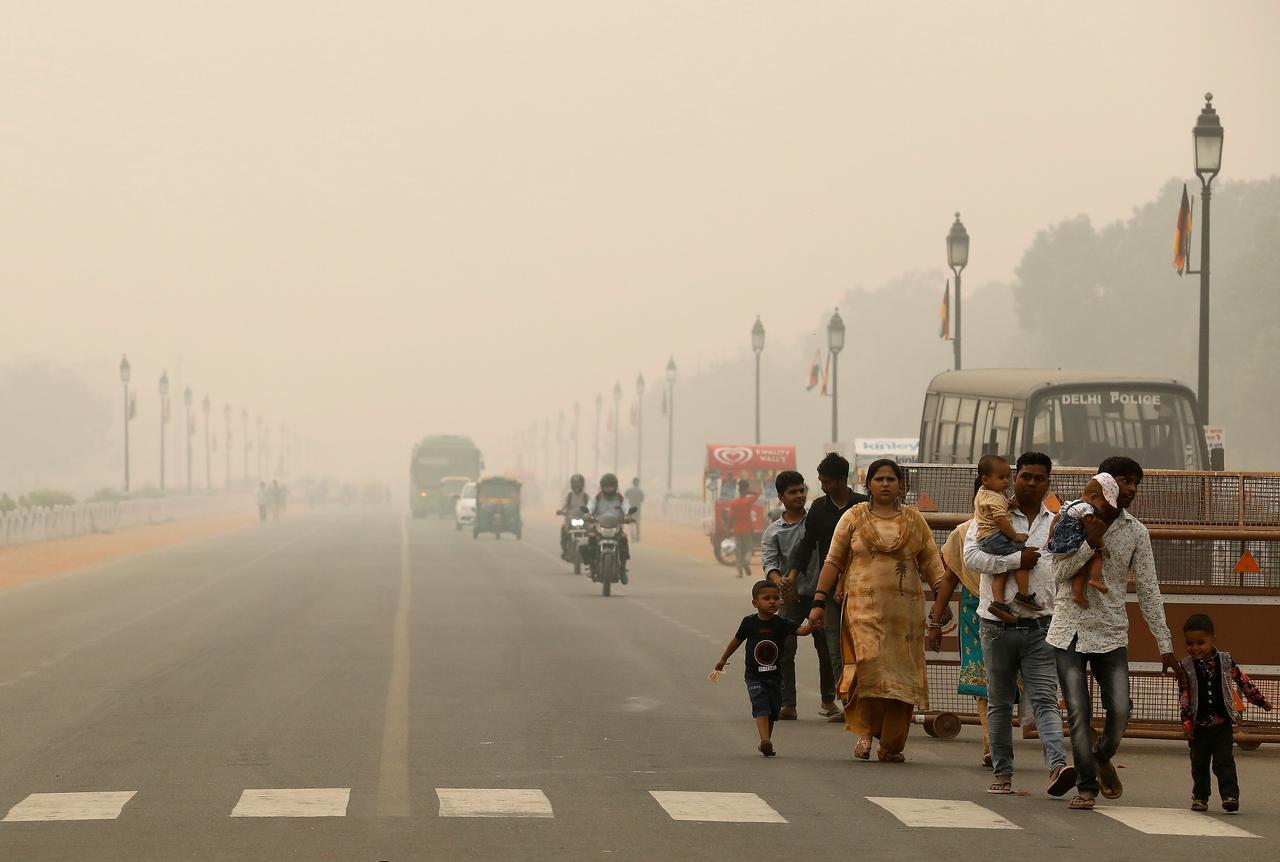 India - Negara dengan Lingkungan Hidup Terburuk di Dunia