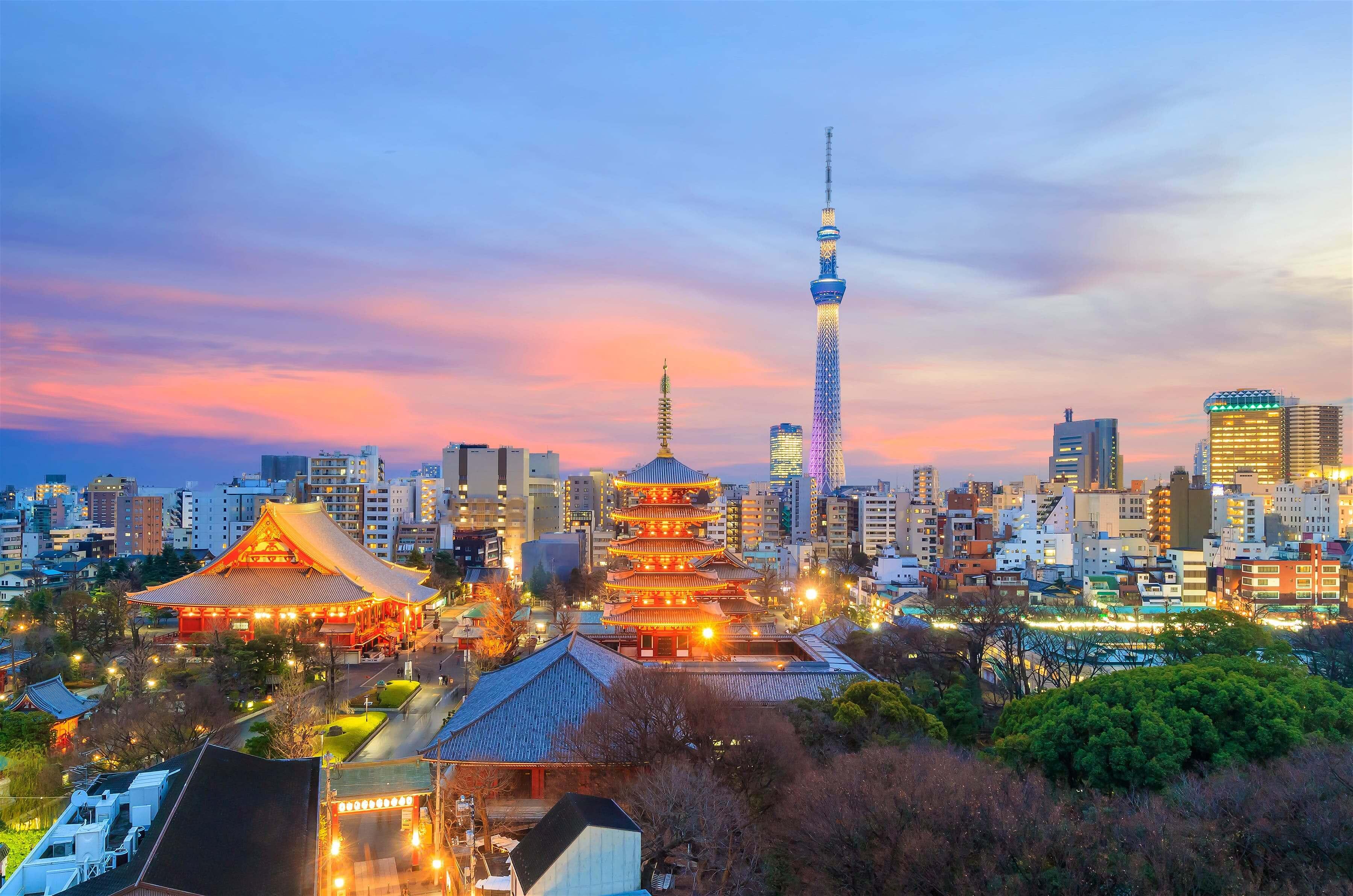 Jepang - Mencicipi Serunya Liburan ke Negara Favorit Para Artis
