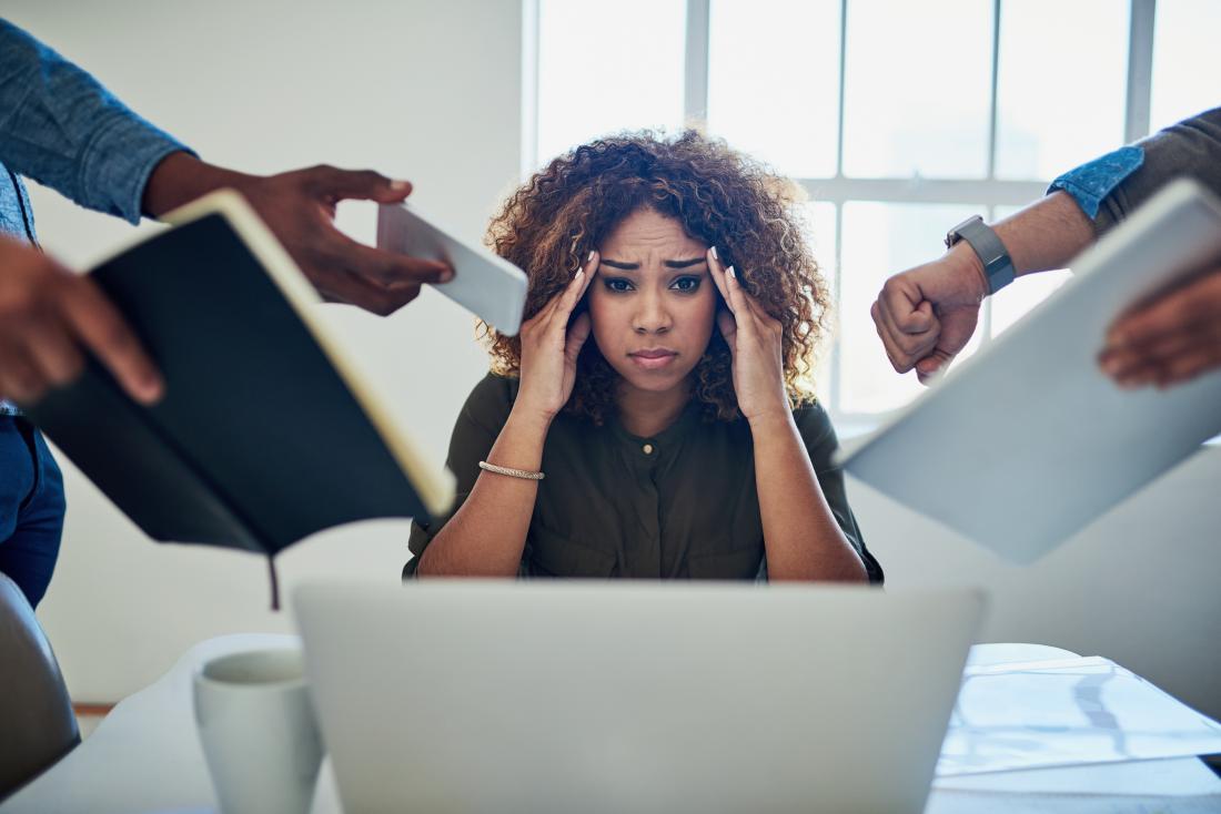 Kamu selalu stres - Awas! Ini 6 Kebiasaan yang Bisa Melemahkan Sistem Kekebalan Tubuh