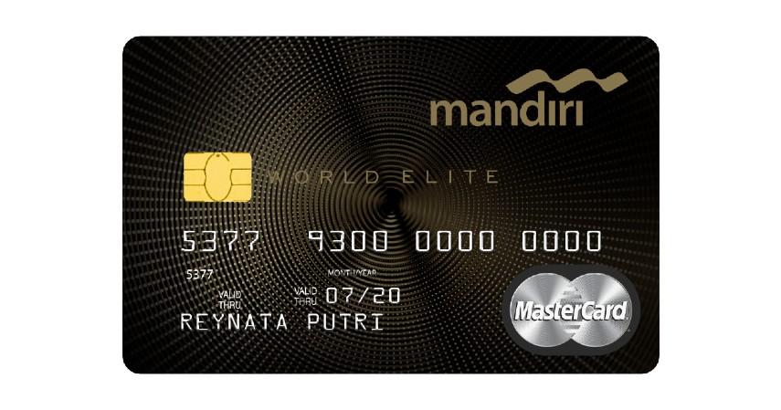 Kartu kredit Mandiri - Info Berbagai Promo Kartu Kredit Dan Cara Redeemnya di 2020