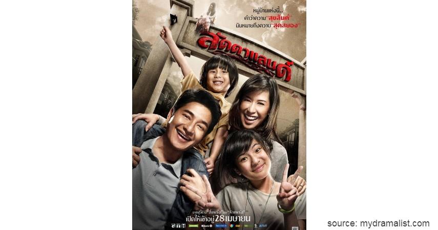 Ladda Land - Ini Dia 10 Film Horror Thailand Paling Seram Sepanjang Masa