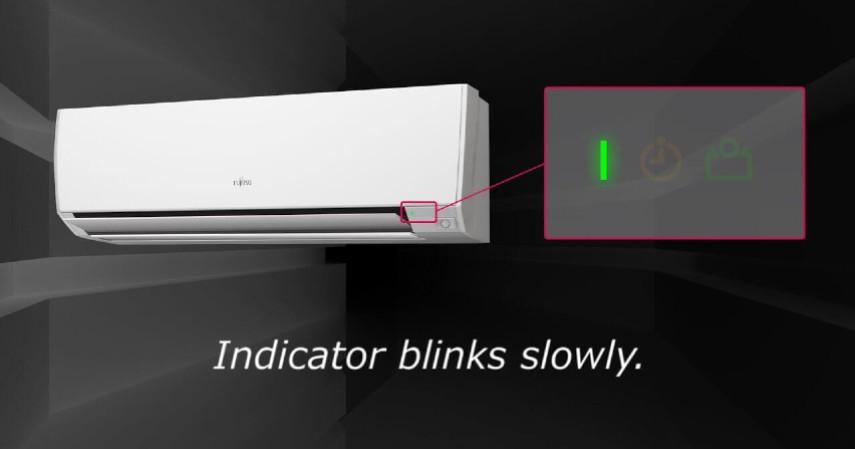 Lampu Indikator AC berkedip - Tanda AC Rumah Harus Diservis Jangan Tunggu Kompresornya Rusak