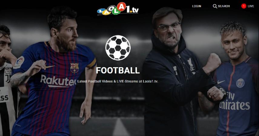 Laola TV - Daftar Situs Nonton Streaming Liga Spanyol Gratis 2020