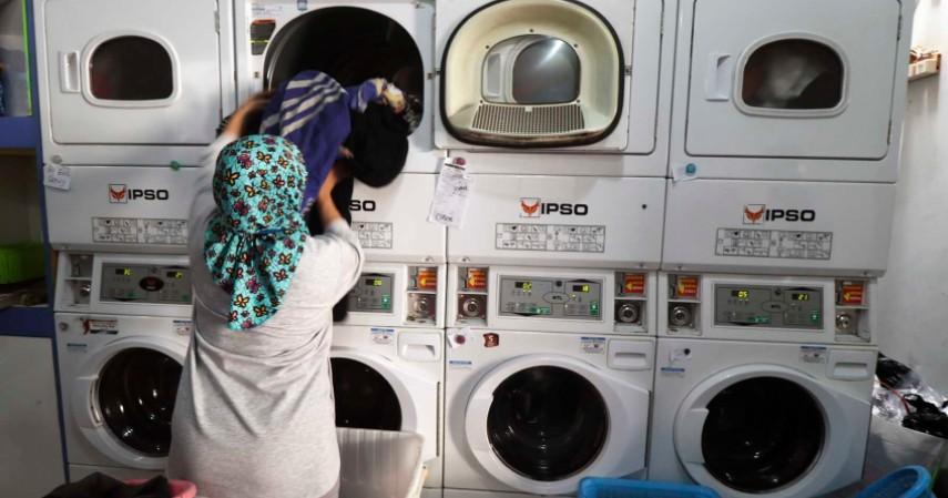 Laundry - 5 Jasa yang Paling Diincar Pasca Banjir dari Bengkel hingga Laundry