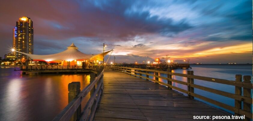 Le Bridge - Deretan Restoran Romantis untuk Dinner di Jakarta