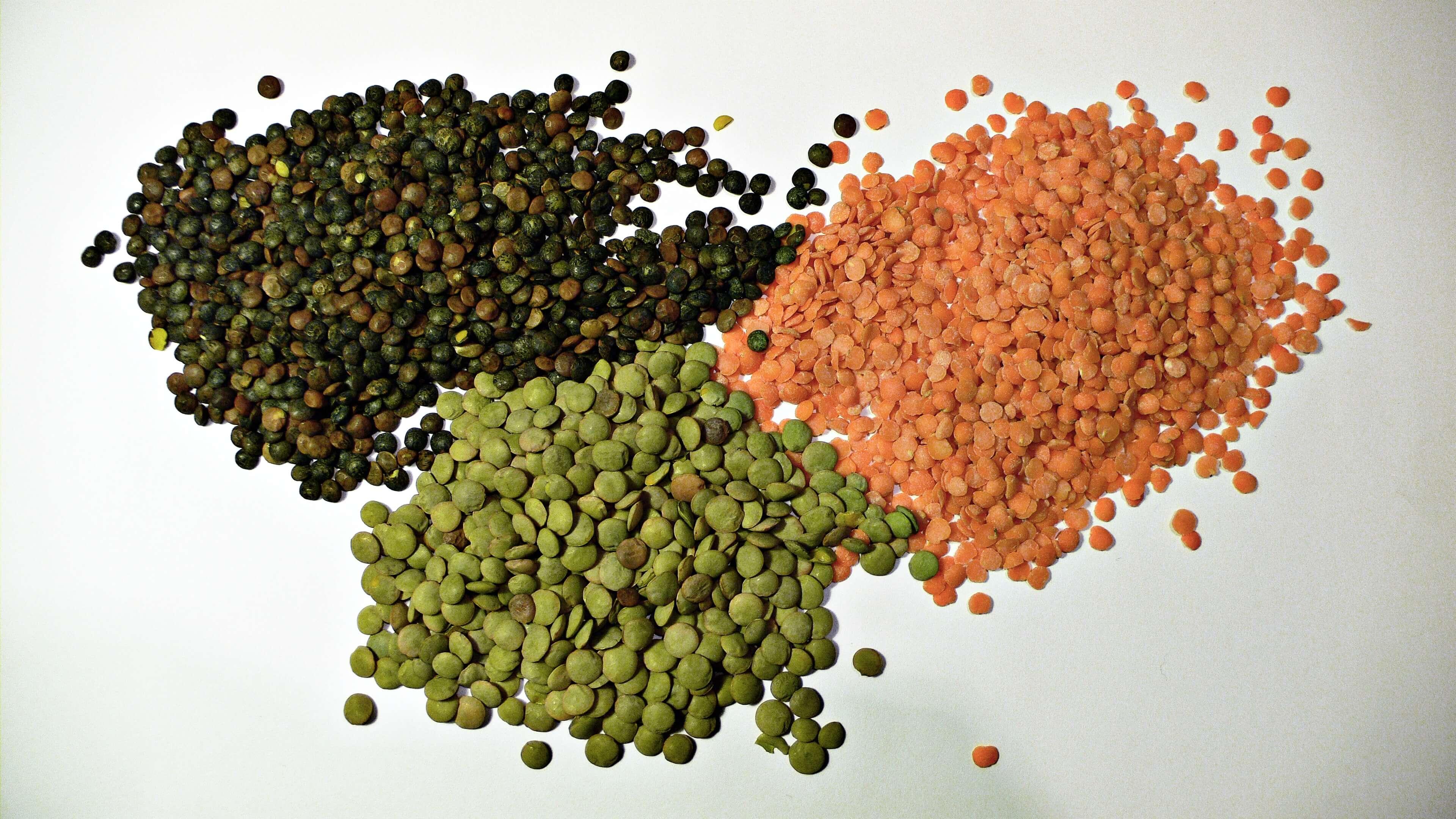 Lentil - Pengen Lebih Sehat di 2020 Konsumsi 10 Jenis Makanan Ini