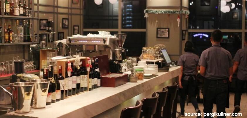 Liberte French Brasserie Jakarta - Deretan Restoran Romantis untuk Dinner di Jakarta