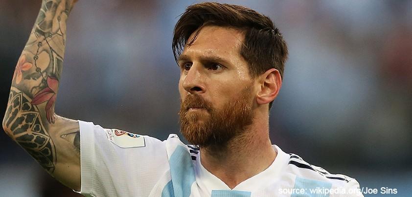 Lionel Messi - Inilah Nilai Asuransi Pemain Bola Termahal, Yuk Kepoin!