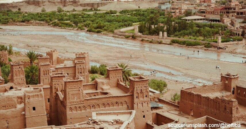Maroko - 10 Negara Terkaya di Benua Afrika 2020 dengan SDA Berlimpah