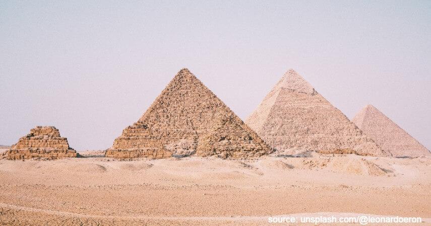 Mesir - 10 Negara Terkaya di Benua Afrika 2020 dengan SDA Berlimpah