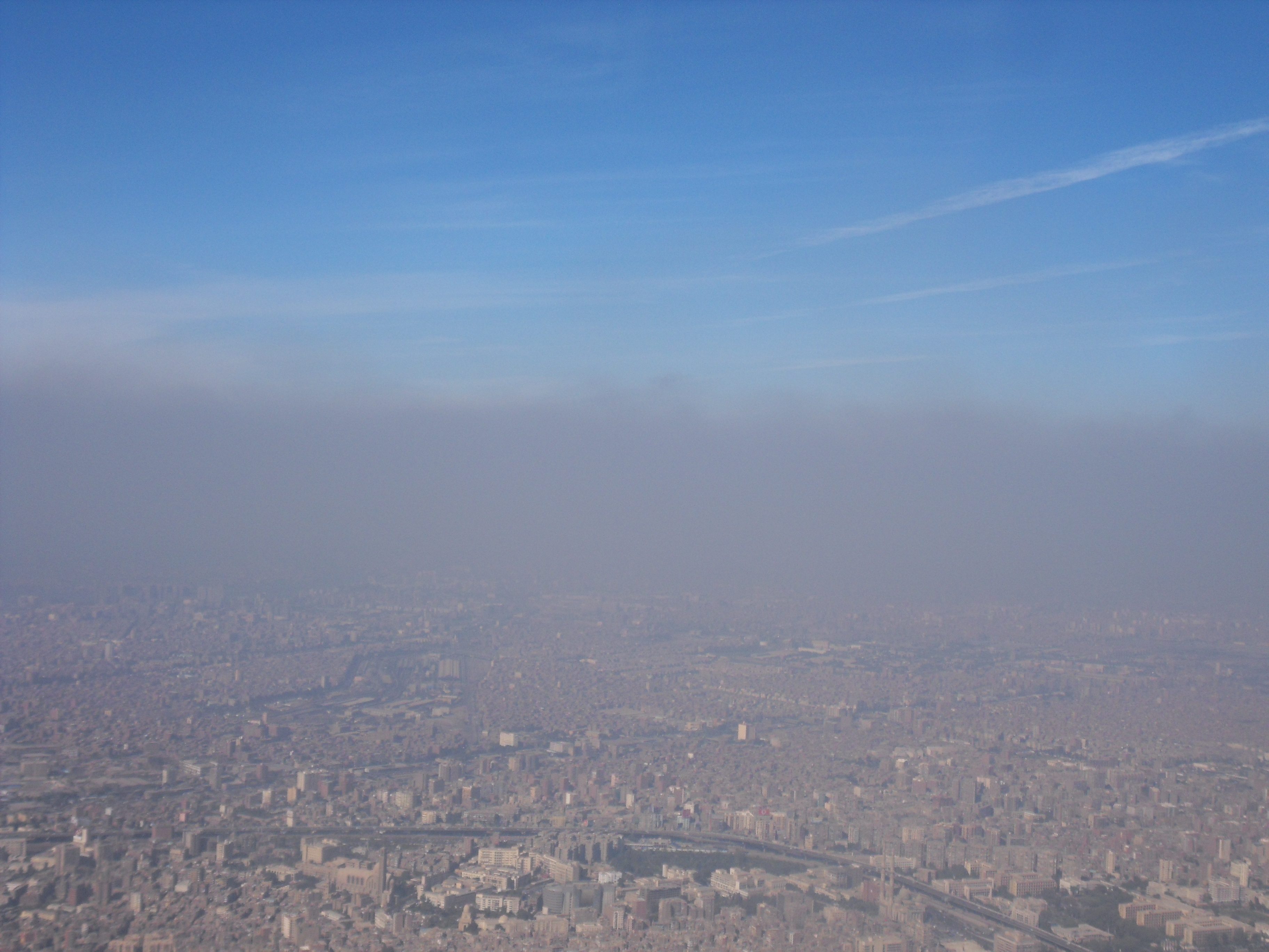 Mesir - Negara dengan Lingkungan Hidup Terburuk di Dunia