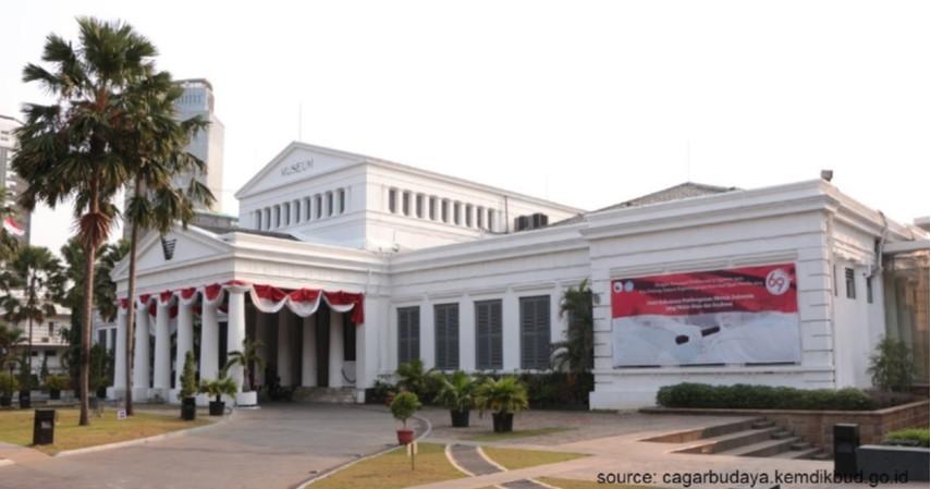 Museum Nasional atau Museum Gajah - 9 Museum Hits Jakarta dan Galeri Seni Instagramable Kekinian