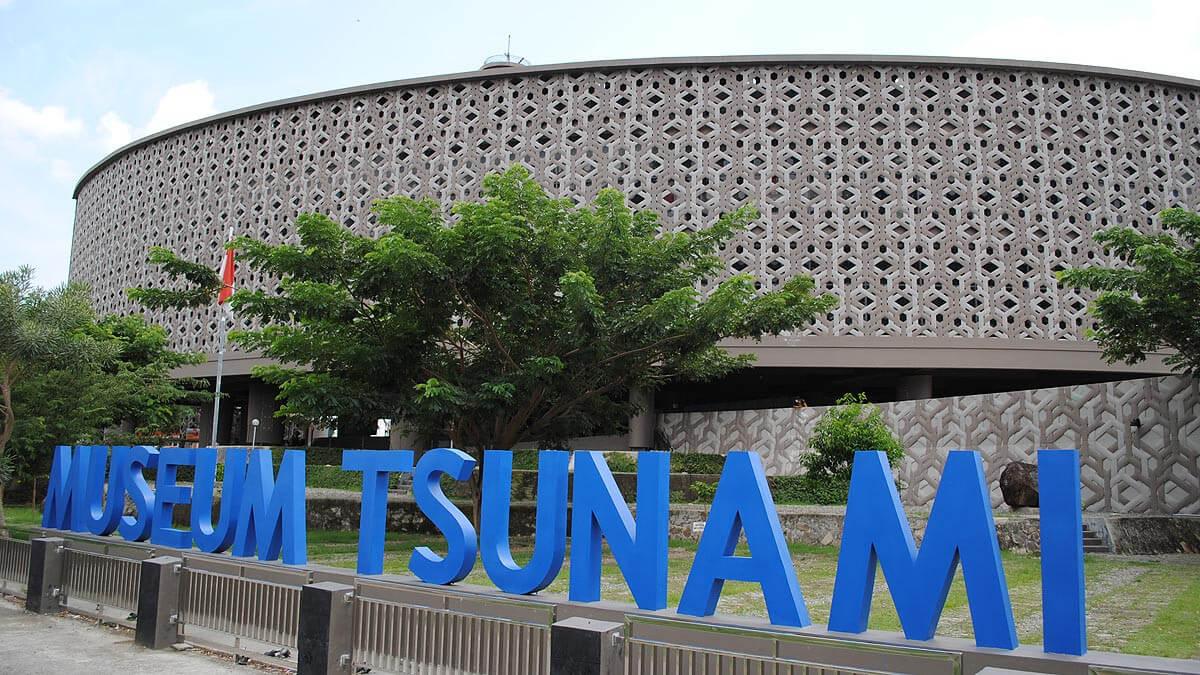 Museum Tsunami - Geliat Pariwisata Aceh yang Ambyar Diterjang Tsunami 15 Tahun Silam