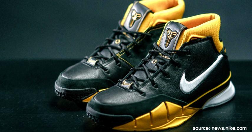 Nike (Kobe Bryant) - 7 Brand Sepatu Basket Pemain NBA Terpopuler yang Paling Dicari