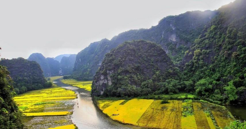 Ninh Binh Vietnam - 10 Destinasi Wisata Dunia yang Bakal Jadi Tren di 2020