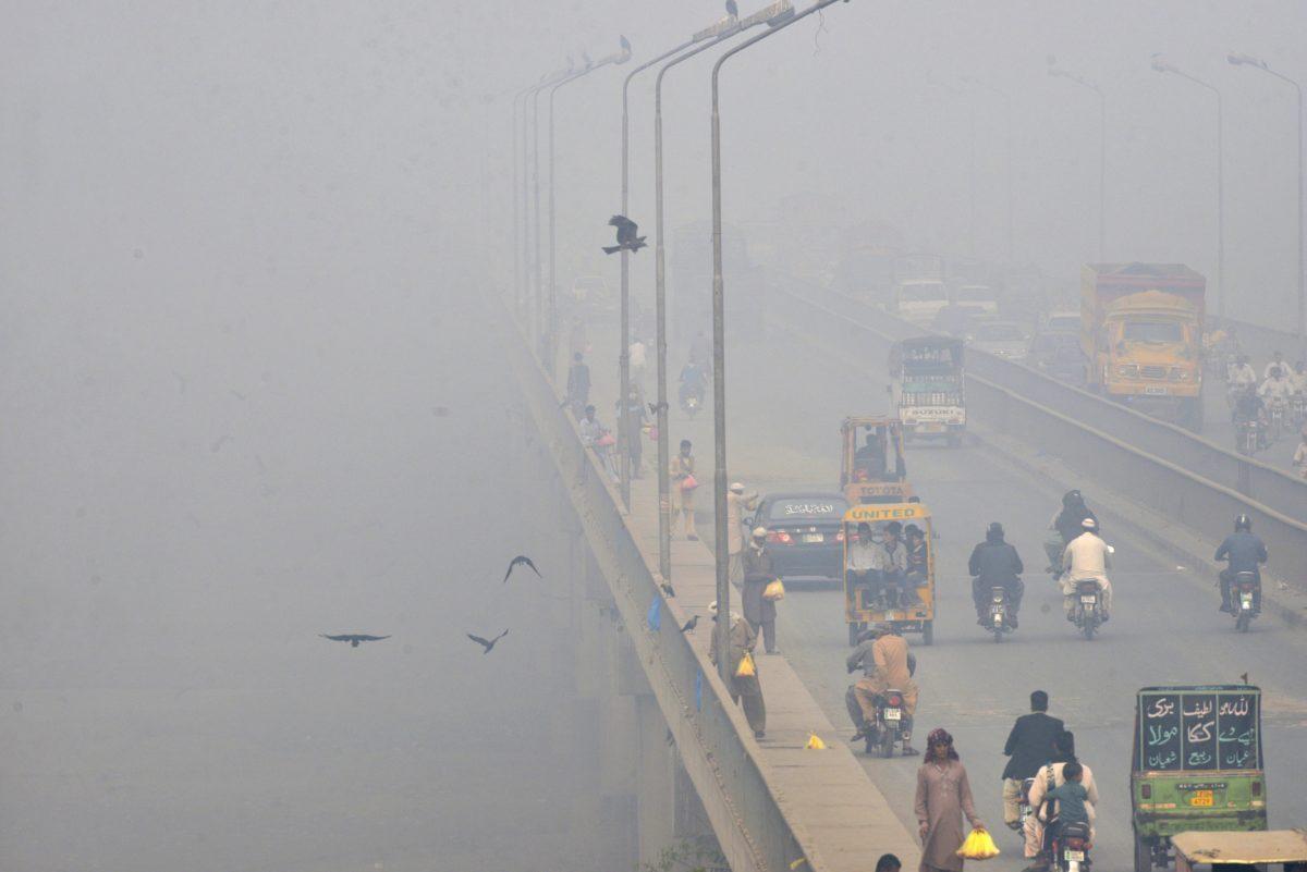 Pakistan - Negara dengan Lingkungan Hidup Terburuk di Dunia