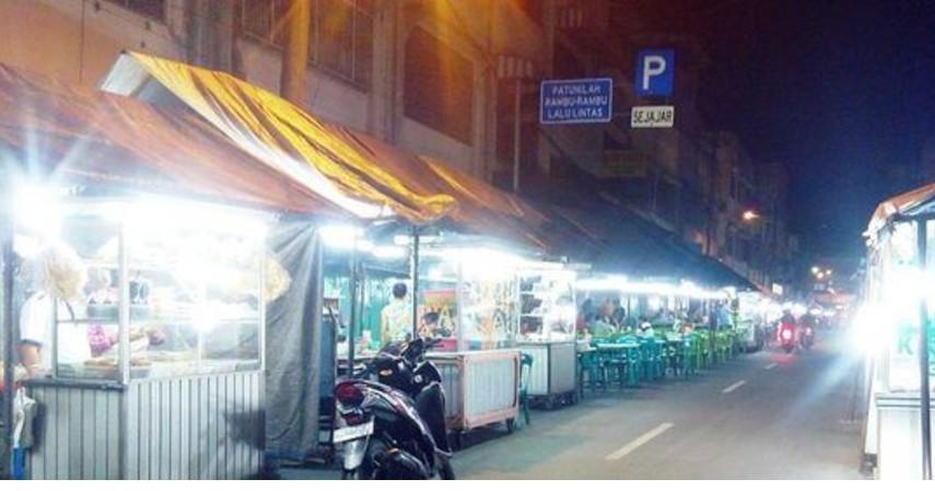 Pasar Kaget Binjai - 5 Destinasi Wisata Menarik di Binjai Sisi Lain Sumatera Utara