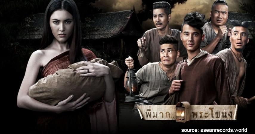Pee Mak - Ini Dia 10 Film Horror Thailand Paling Seram Sepanjang Masa