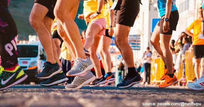 Pilih Sepatu Lari yang Ringan - Cara Memilih Sepatu Lari yang Tepat dan Rekomendasinya 2020
