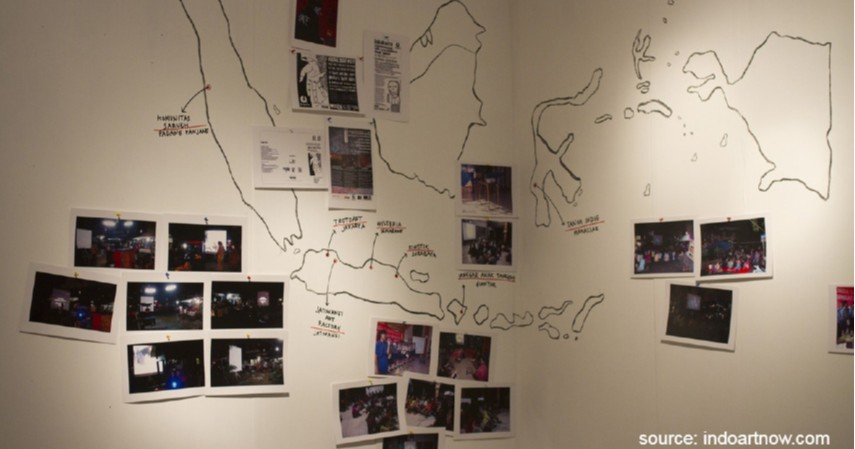 Ruang Rupa - 9 Museum Hits Jakarta dan Galeri Seni Instagramable Kekinian
