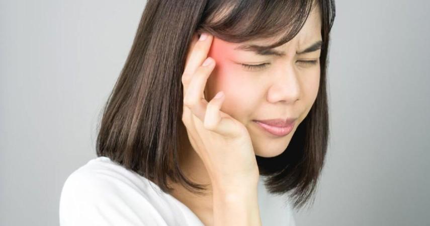 Sakit Kepala - 6 Penyakit yang Disebabkan dari AC Apa Saja