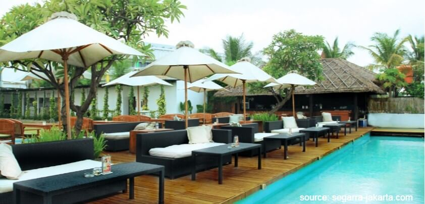 Segarra - Deretan Restoran Romantis untuk Dinner di Jakarta