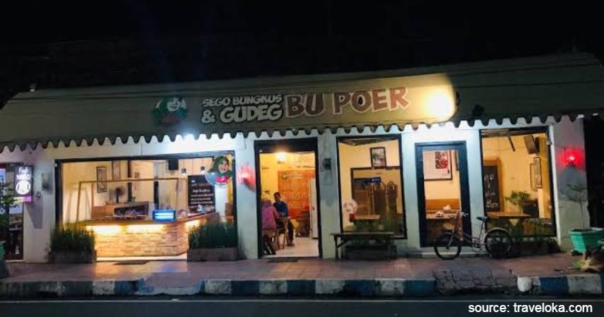 Sego Bungkus Bu Poer - 5 Wisata Kuliner Enak dan Murah Kota Banyuwangi