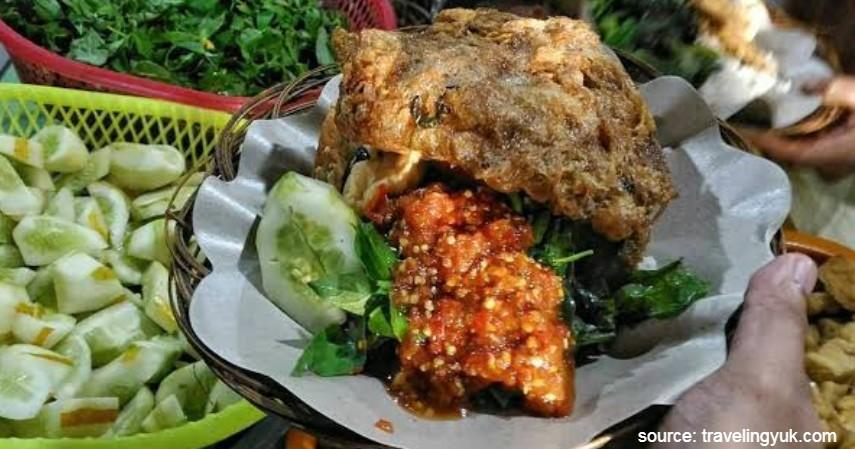 Sego Tempong Mbok Wah - 5 Wisata Kuliner Enak dan Murah Kota Banyuwangi