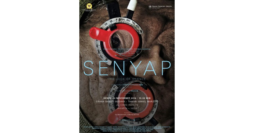 Senyap - 2014 - 5 Film Kontroversial Indonesia yang Dilarang Tampil di Bioskop