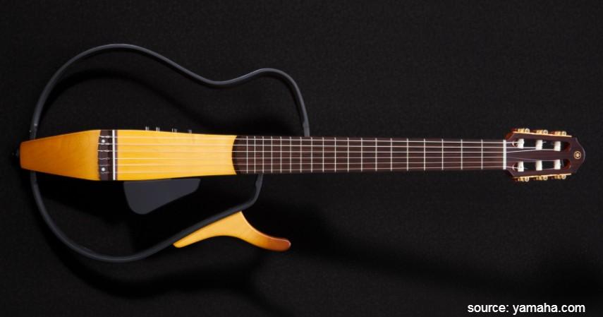 Silent Guitar - 10 Brand Gitar Akustik Terbaik Untuk Profesional Maupun Pemula