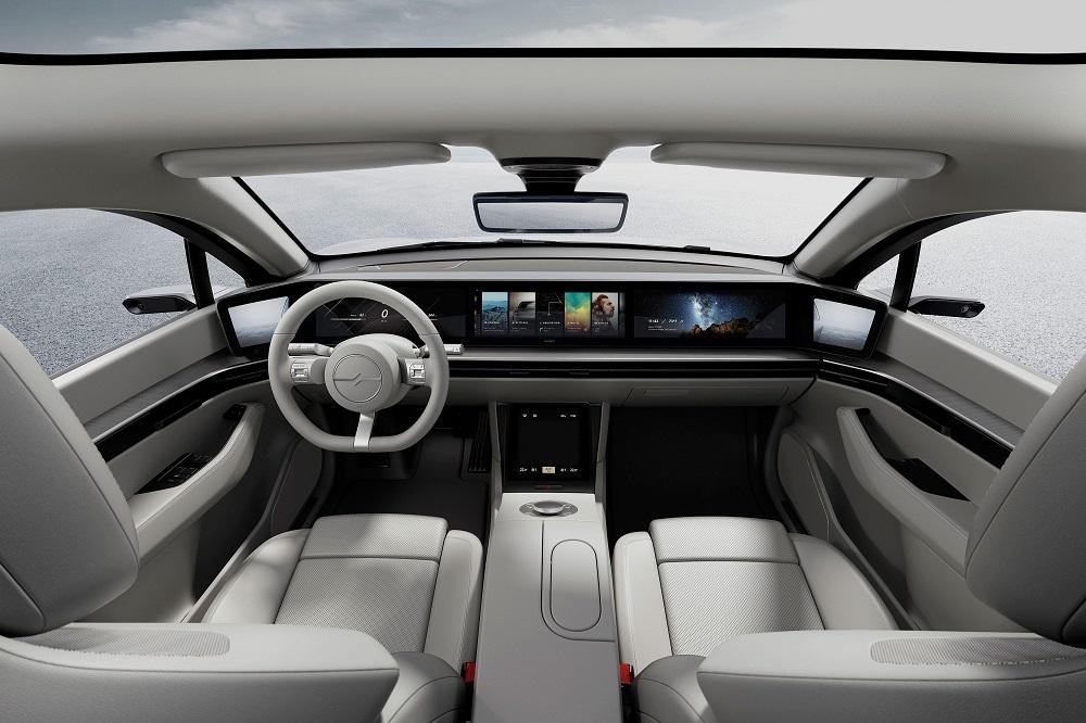Vision-S, Proyek Otomotif Perdana Sony Corporation