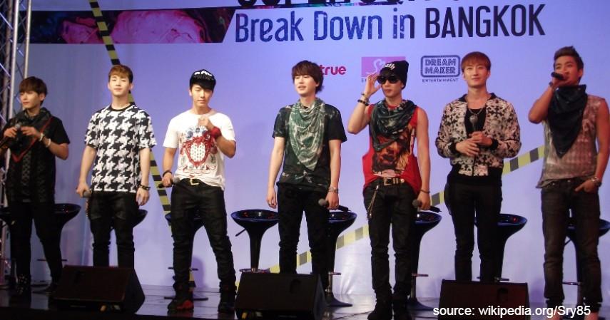 Super Junior - Ini Dia Bocoran Harga Tiket Konser Artis Kpop Yang Pernah ke Indonesia