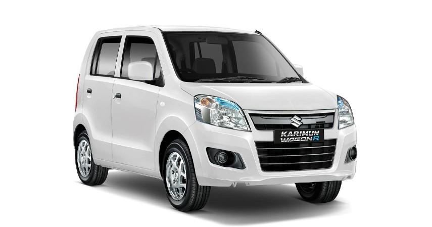 Suzuki Karimun Wagon R - Rp 107 Jutaan - Yuk Intip Daftar Mobil di Bawah 200 Juta Paling Laris
