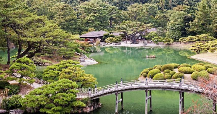 Takamatsu Jepang - 10 Destinasi Wisata Dunia yang Bakal Jadi Tren di 2020