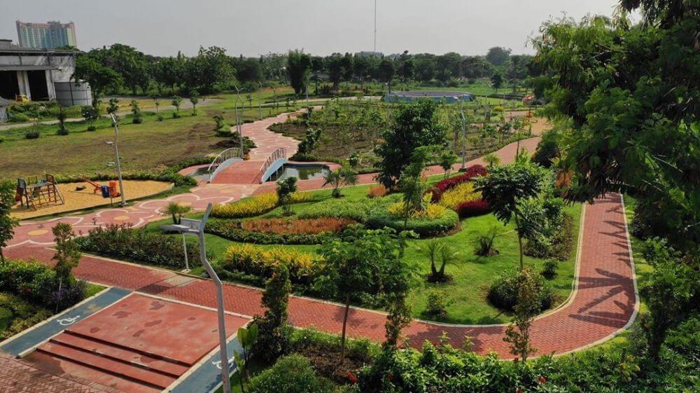 Taman Harmoni - Tujuan Wisata Favorit Dan Gratis Di Surabaya Yang Wajib Kamu Kunjungi