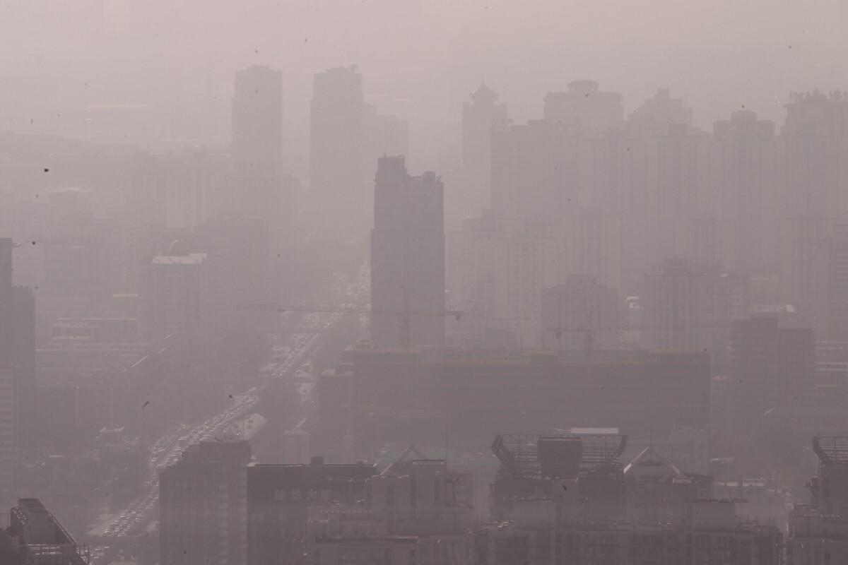 Tiongkok - Negara dengan Lingkungan Hidup Terburuk di Dunia