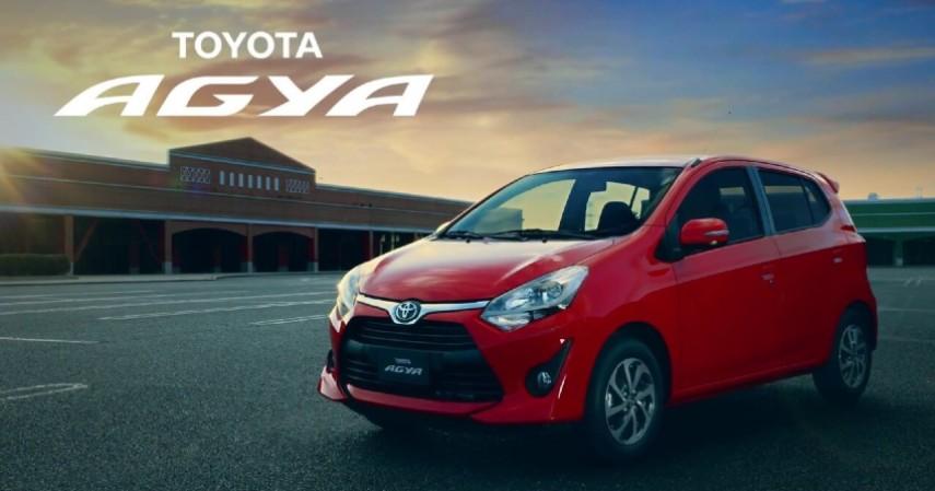 Toyota Agya - Rp 150 jutaan - Yuk Intip Daftar Mobil di Bawah 200 Juta Paling Laris