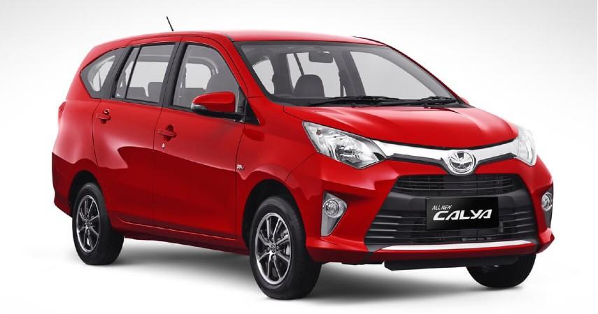 Toyota Calya - Rp. 134 Jutaan - Yuk Intip Daftar Mobil di Bawah 200 Juta Paling Laris
