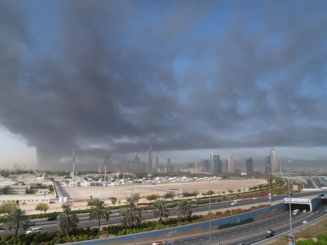 Uni Emirat Arab - Negara dengan Lingkungan Hidup Terburuk di Dunia