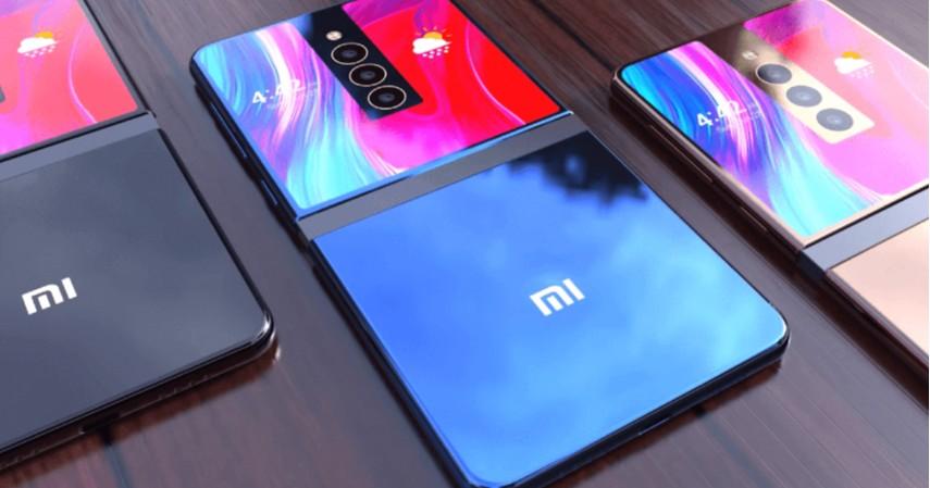 Xiaomi Mi Mix Flex - Butuh HP Baru Inilah Daftar HP Murah yang Rilis 2020